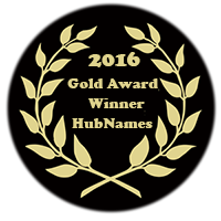 hubnames gold award winner