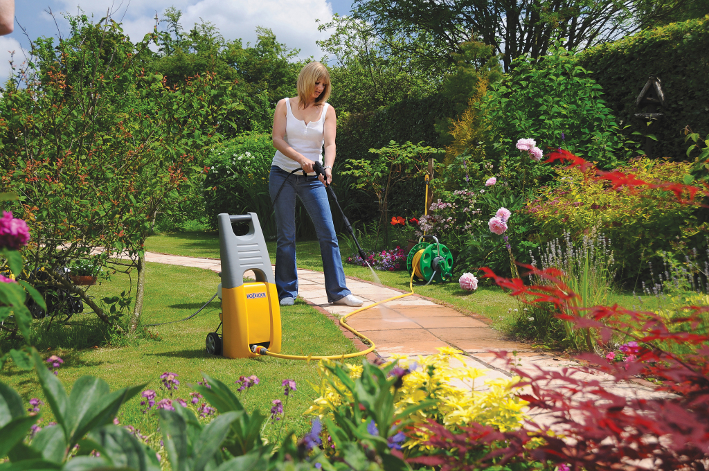 Karcher K 5.540 Electric Pressure Washer