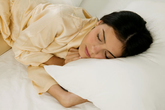 Five ways to improve your sleeping habits