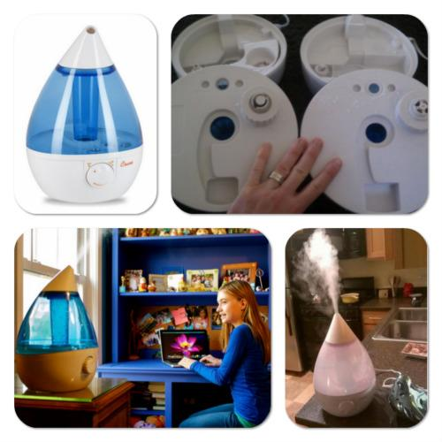 Crane Drop Shape Ultrasonic Cool Mist Humidifier Review