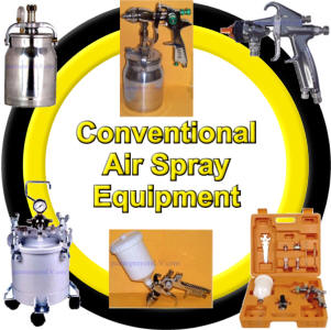 Conventional Sprayer