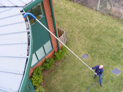 Gutter Cleaning Tools - Gutter Cleaning Full Guide