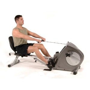 Magnetic Resistant Rowing Machine