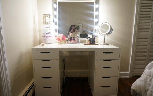 Vanity Mirror With Lights How To Make : Vanity Mirror with Lights of 2016 - Best Lighted Makeup Mirrors