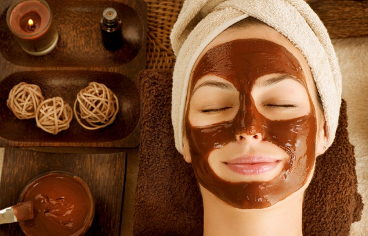 Coffee & Cocoa Facial Mask