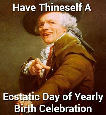 The Best Happy Birthday Memes | Happy birthday brother ...