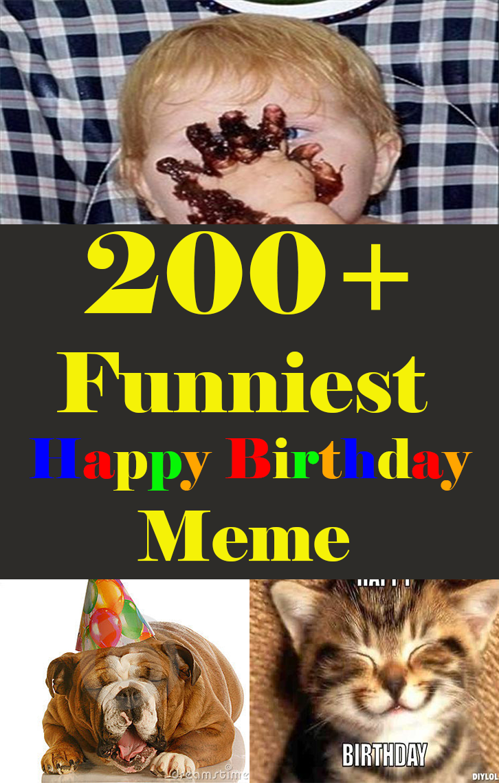 Happy Birthday Funny Meme For Her : Funniest birthday memes for you top collections