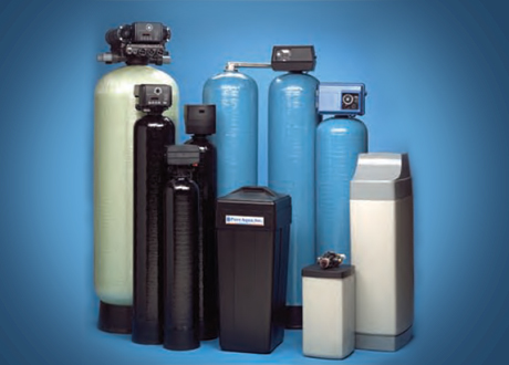 how Water Softener work