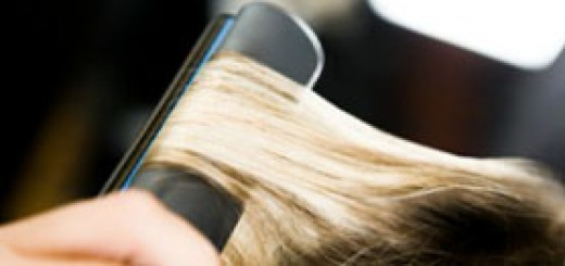 Curling Your Hair With A Flat Iron