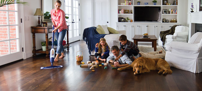 Cleaning Hardwood Floors with Vacuum and Other Tips