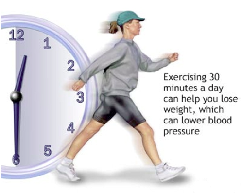 do Exercise