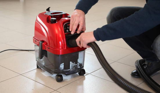 How you can fix the Vacuum Cleaner?