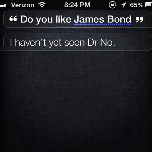 funny siri question