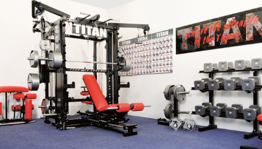 build best home gym