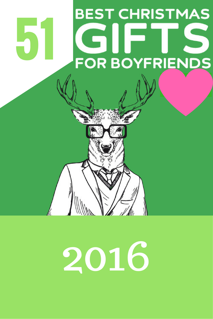 51 christmas gift ideas for new boyfriend 2016