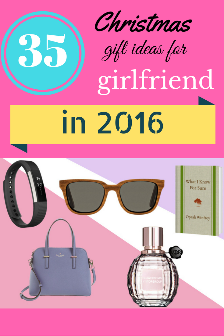 Good christmas gifts to get your girlfriend