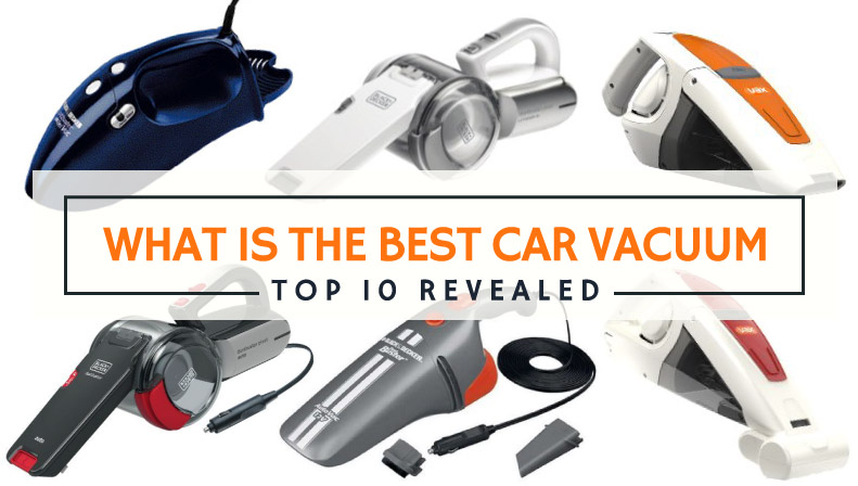 Best Cordless Car Vacuum Cleaner