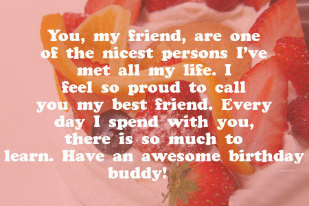 best friend birthday wishes photo