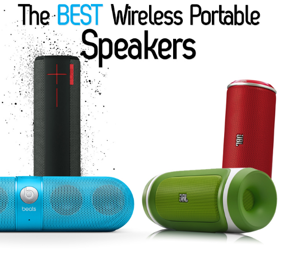 Best Portable Speakers On The Market