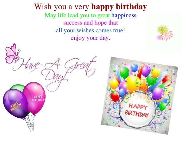 happy birthday quotes and wishes