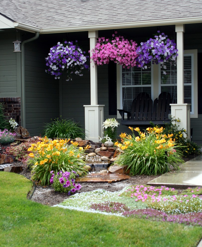 Guide to make a perfect flower bed for Flowers for flower beds