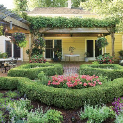 How To Shrewdly Utilize A Large Yard And Emerge In A Stunning Garden