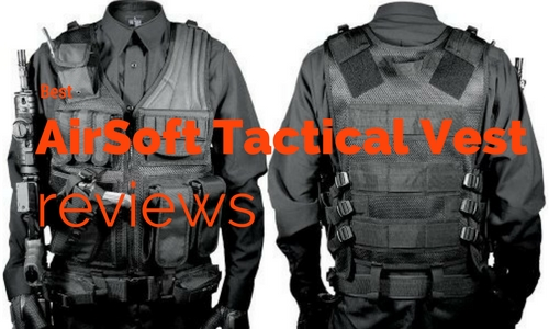 Best AirSoft Tactical Vest