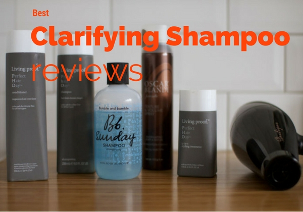Best Clarifying Shampoo