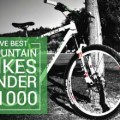 Best Mountain Bikes Under 1000 Dollars Reviews