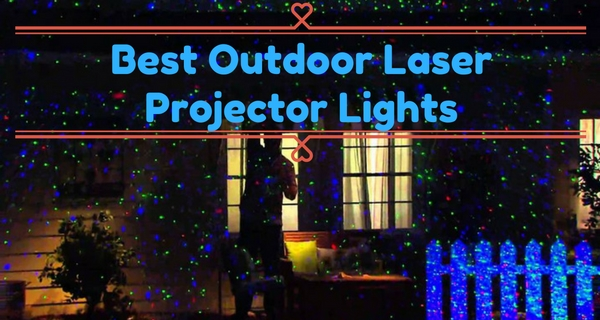 Best Outdoor Laser Projector Lights for Christmas