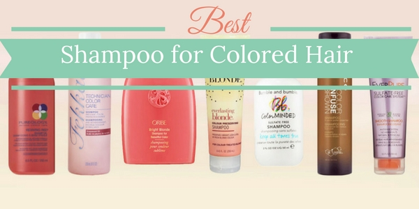 Best Shampoo for Colored Hair
