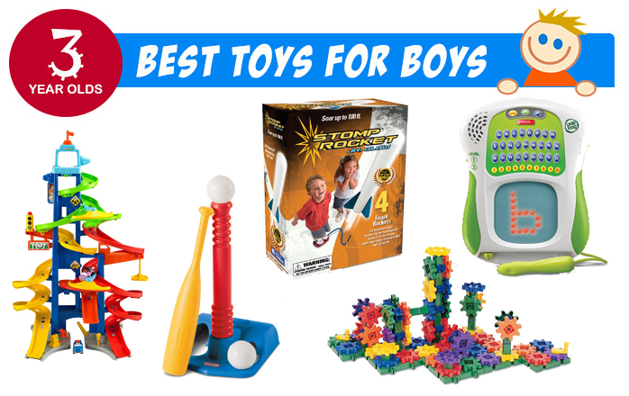 Building Toys For 3 Year Olds : Top best toys gift ideas for year old boys in
