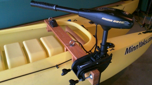 Best Trolling Motor For Kayak