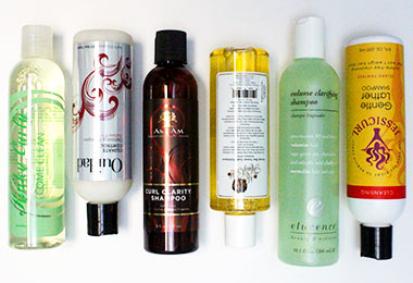 clarifying shampoo for black hair