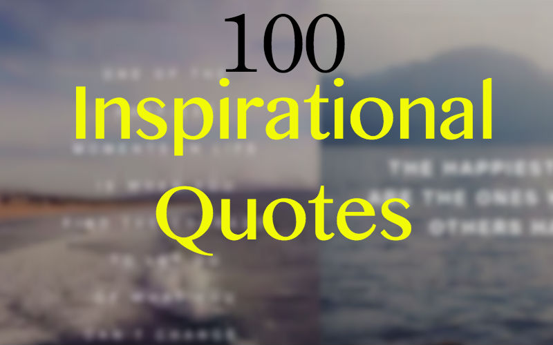 Famous Quotes About Life Awesome 101 Famous Inspirational Quotes About Life