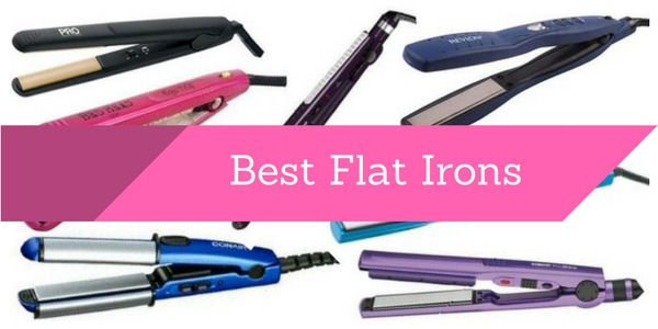 Best Flat Irons Reviews – Top 10 Rated in 2017