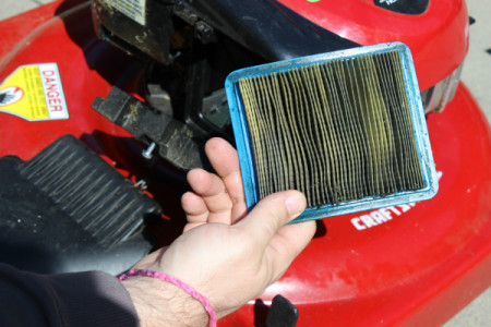 4 Steps To Change The Best Push Mower Air Filter