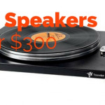 Turntable with Speakers under $300