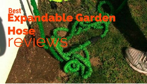 Top 5 Best Expandable Garden Hose in 2017 Reviews