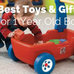 Best Toys & Gifts for 1 Year Old Boys In 2017