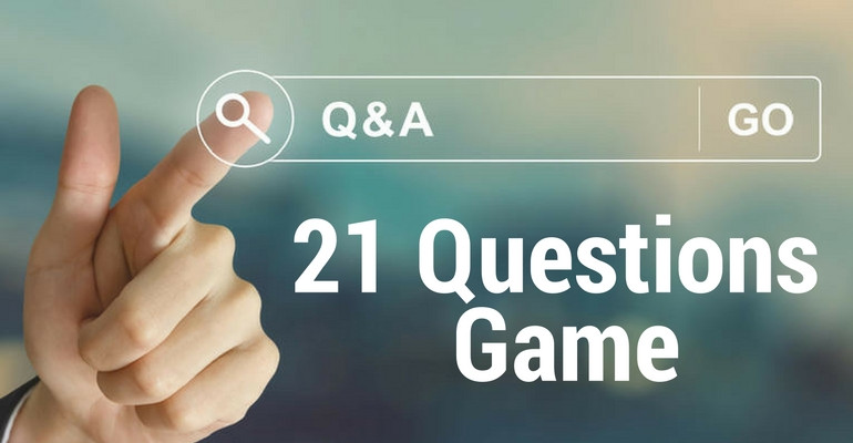 21 Questions Game – Cool, Funny & Dirty for Men & Women