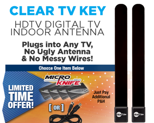 Free TV Key by Clear TV Key Antenna Reviews