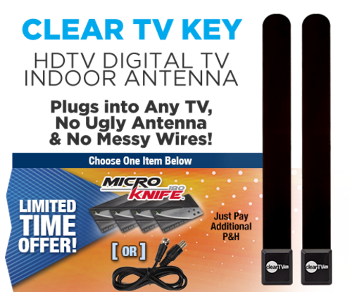 Free TV Key by Clear TV Key Antenna Reviews - Hubnames.com
