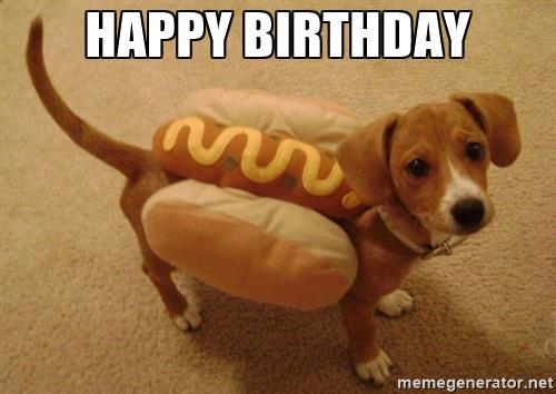 hot-dog-weiner-dog-happy-birthday