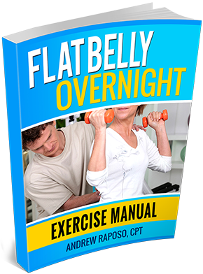 Flat-Belly-Over-Night-exercise-manual