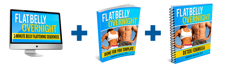 Flat-Belly-Over-Night