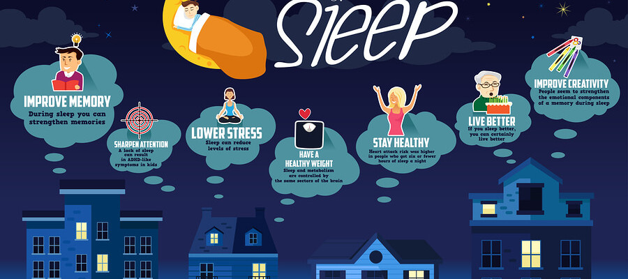 How to Sleep Better at Night: 5 Easy Tips