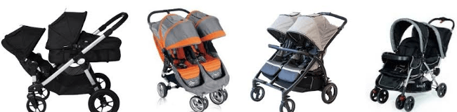 Types-Of-The-Double-Stroller