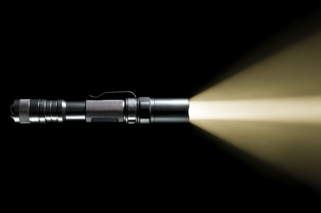 Best Tactical Flashlight Reviews - Top 10 Rated in September 2017