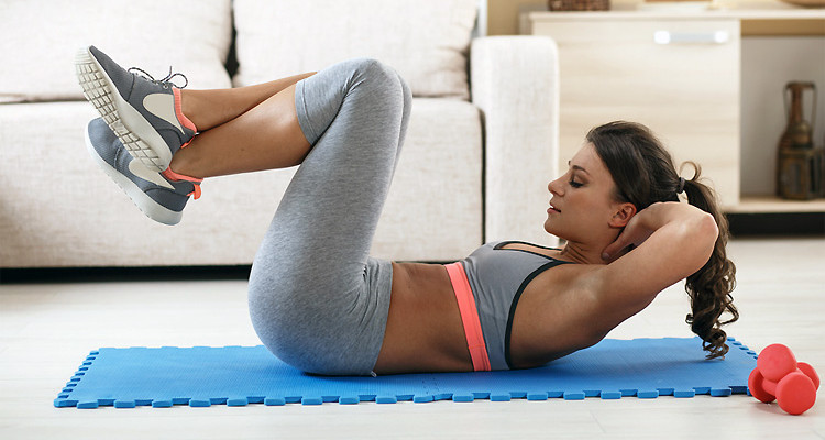 There are Plenty of Workout Routines for Women at Home